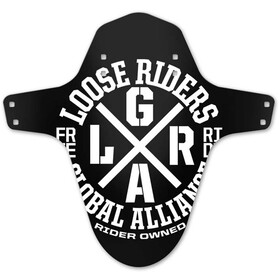 Loose Riders Mudguard alliance white